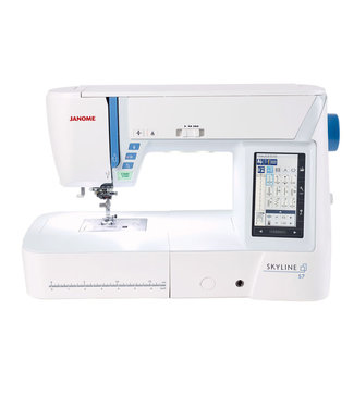 Janome Janome Skyline S7 Sewing Machine