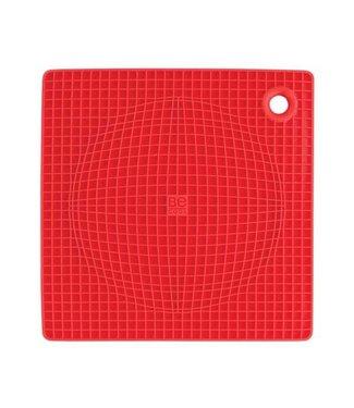 Casabella Silicone Pot Holder - Red