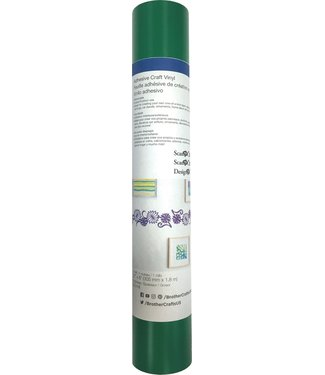 Brother Brother Scan N Cut Adhesive Craft Vinyl - Green