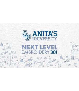 Anita Goodesign 2-Day 301 Workshop Event May 31, June 1