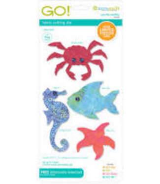 Accuquilt GO! Sea Life Medley