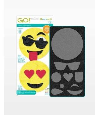 Accuquilt GO! Emojis