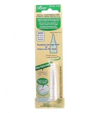 Clover Chaco Liner Refill (White)
