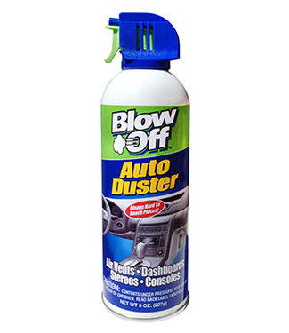 Blow Off Duster Org/Blu 8oz