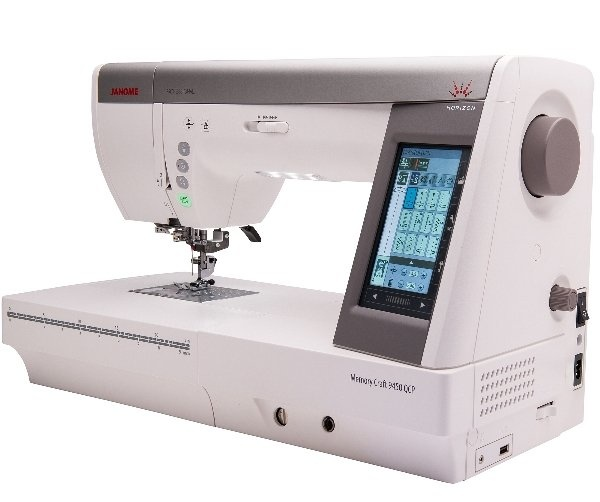 Janome MemoryCraft 9450