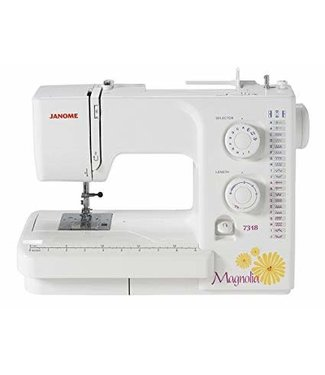 Janome Janome Magnolia 7318 Sewing Machine
