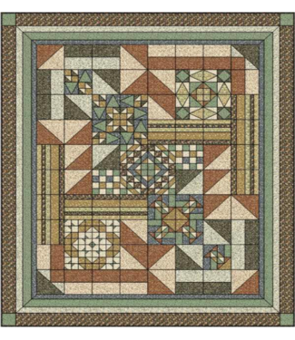 Accuquilt - Block of the Month