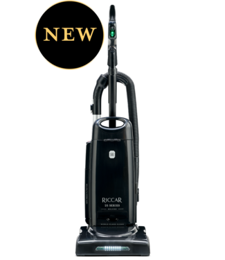 Riccar Riccar R25D Deluxe Clean Air Upright Vacuum