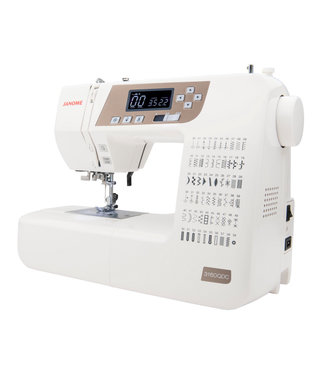 Janome Janome 3160QDC-T Sewing Machine ( New Color - Same as 3160QDC-B )