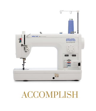 Babylock Baby Lock Accomplish BL520B Sewing Machine