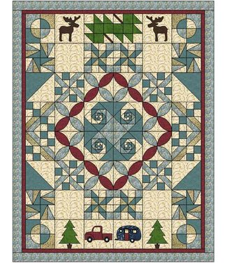 Accuquilt 2021 GO! - Block of the Month
