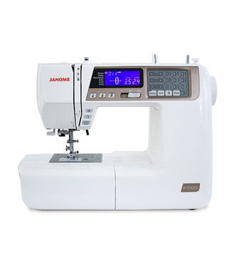 Janome Janome 4120QDC-T Sewing Machine