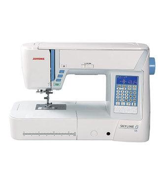Janome Janome Skyline S5 Sewing Machine