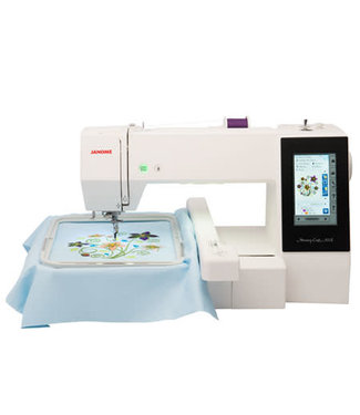 Janome Janome MC500E Embroidery Machine