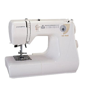 Janome Janome 660 Jem Gold Sewing Machine