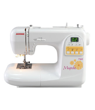 Janome Janome Magnolia 7360 Sewing Machine