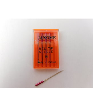 Janome Janome Red Tip Needles #14