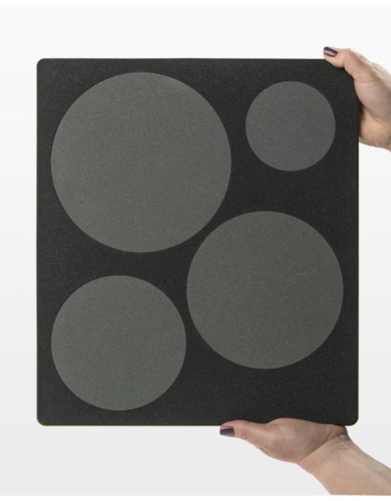 """Accuquilt Go! Big Circle - 4"""", 6"""", 7"""", 8"""""""