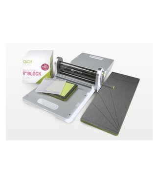 Accuquilt Go! Ready. Set. Go! Ultimate Fabric Cutting System Fabric Cutter
