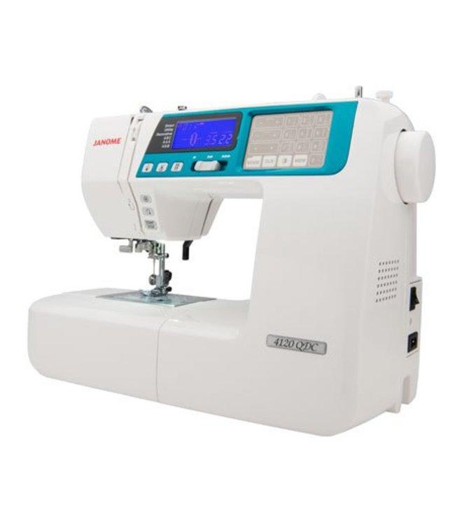 Janome 4120QDC-B Sewing Machine