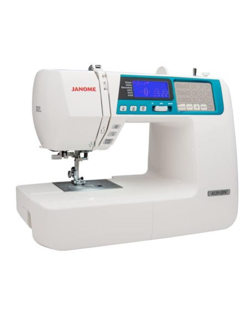 Janome Janome 4120QDC-B Sewing Machine