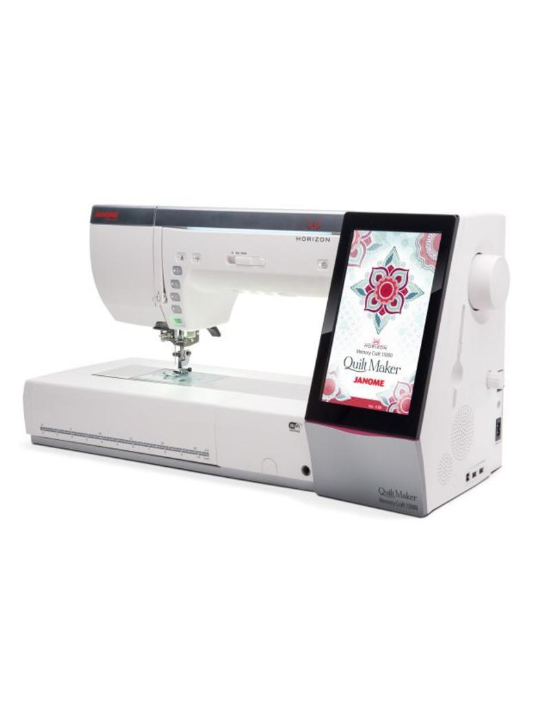 Janome Janome MC15000QM Quilt Maker Sewing Machine