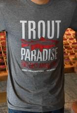 Big Sky Anglers Big Sky Anglers Trout Paradise T-Shirt