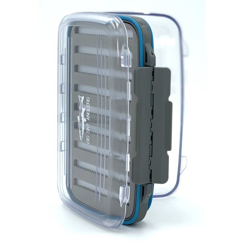 Big Sky Anglers Big Sky Anglers Clear Waterproof Fly Box