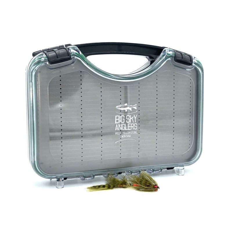 Big Sky Anglers Big Sky Anglers Big Daddy Fly Box Full Foam