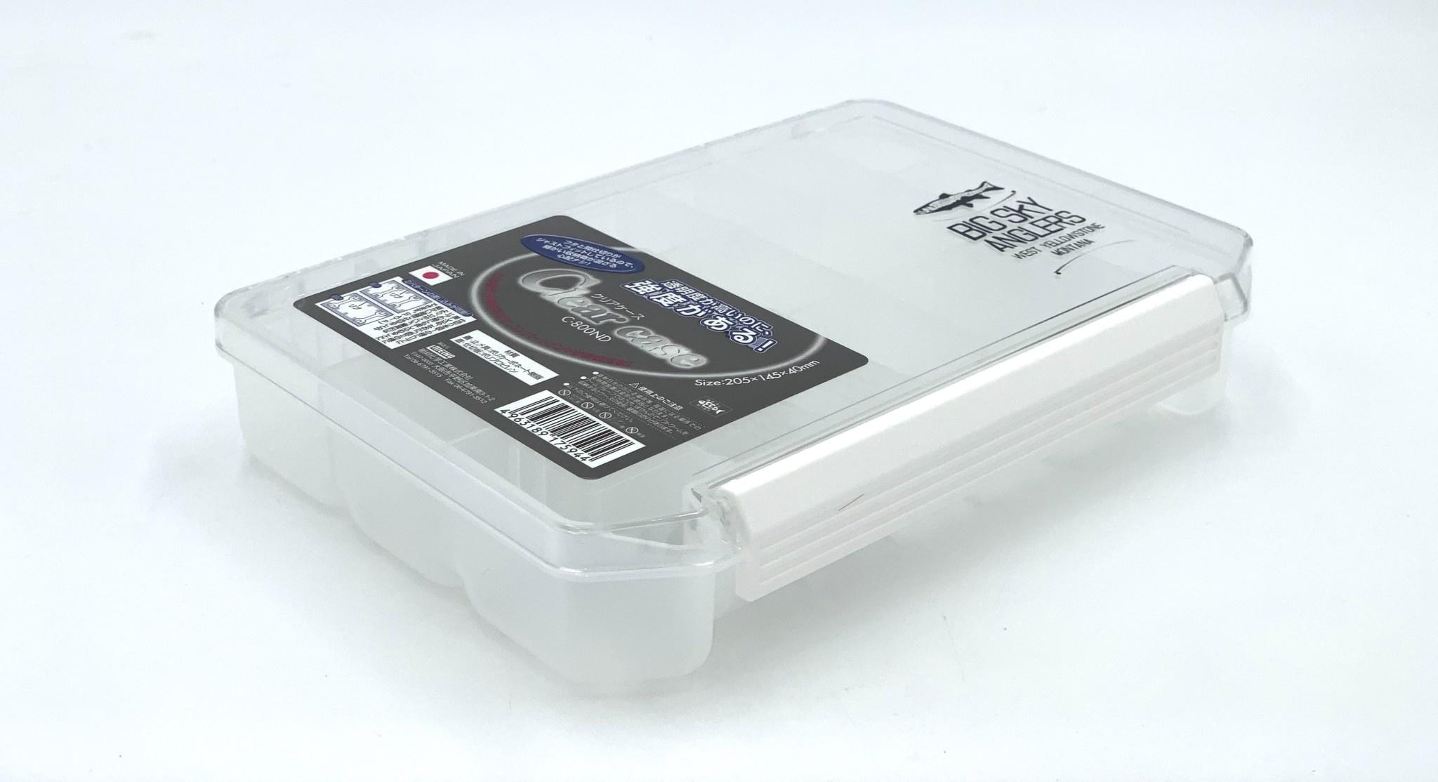 Big Sky Anglers BSA Meiho Medium Organizer Box