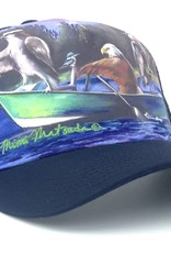 Big Sky Anglers Mimi's Birds of a Feather Trucker