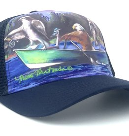 Mimi Matsuda - Birds of a Feather Trucker Hat