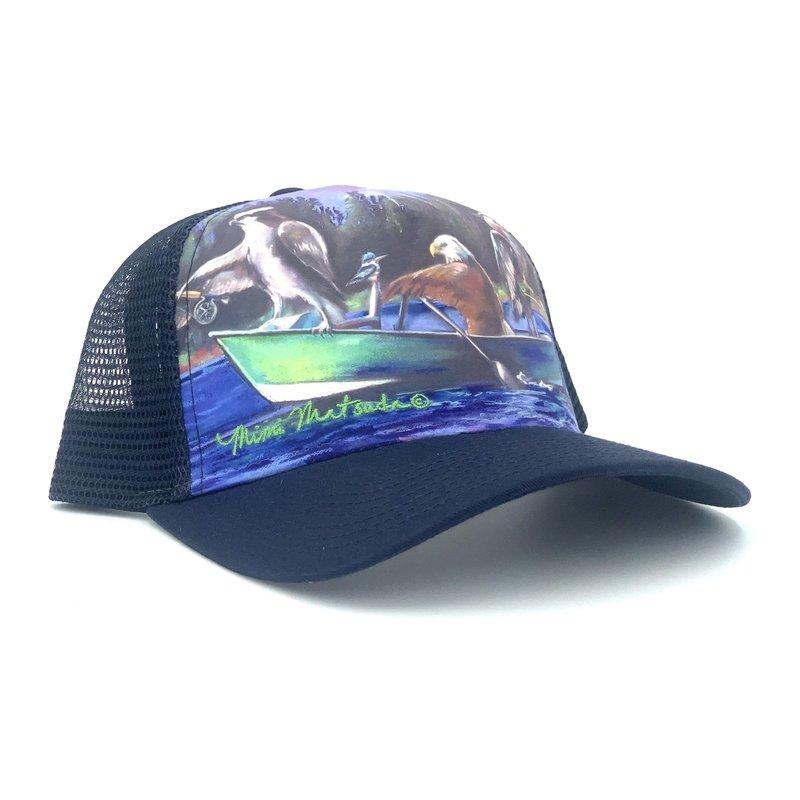 Mimi Matsuda - Birds of a Feather Trucker Hat