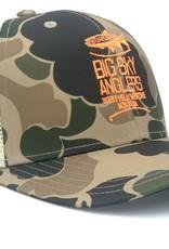 Big Sky Anglers BSA Stack Logo Orvis Trucker