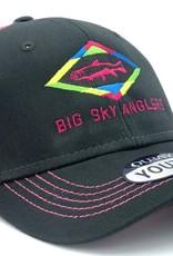 Big Sky Anglers Big Sky Anglers Youth Sideline Cap Diamond Trout