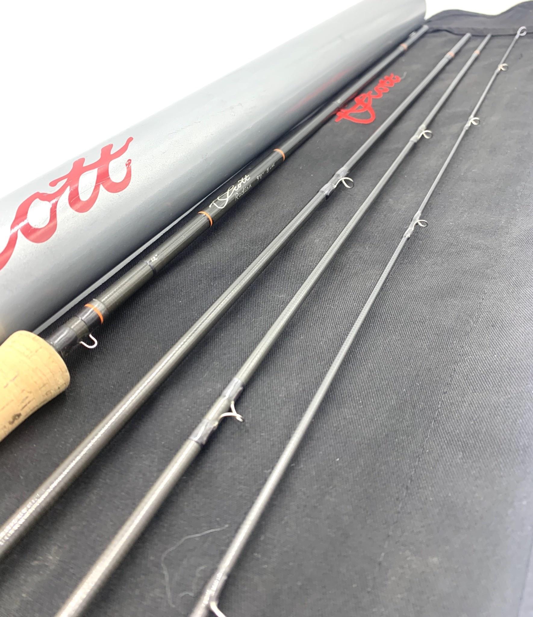 Scott *Demo Rod* Scott Radian 9' 5 Wt.