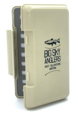 Big Sky Anglers BSA Heavy Duty Water Proof Fly Box L