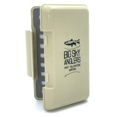 Big Sky Anglers BSA Heavy Duty Water Proof Fly Box L