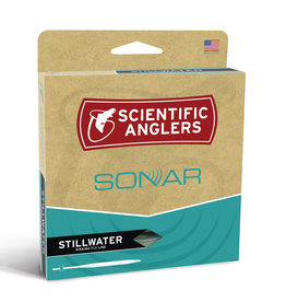 Scientific Anglers Sonar Stillwater Camo Clear