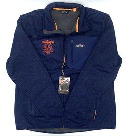 Big Sky Anglers BSA Orvis Stack Sweater Fleece Jacket