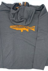 Big Sky Anglers BSA Trout Orvis Bighorn Fleece Hoody