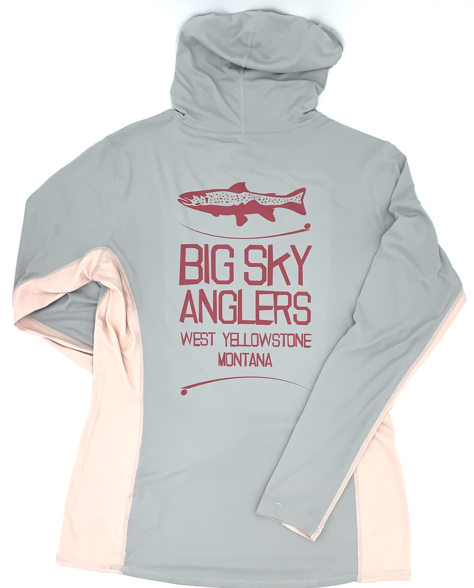 Big Sky Anglers BSA Simms Women's Solarflex Hoody