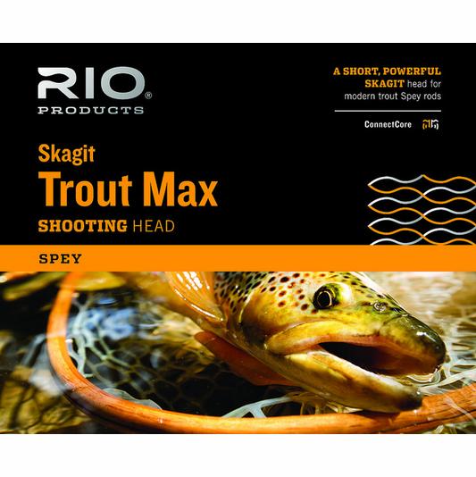 Rio Rio Intouch Skagit Trout Spey Shooting Head