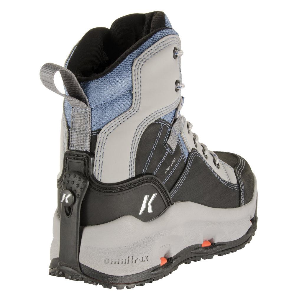 Korkers Buckskin Mary Women's Boot Kling-On/Felt