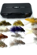 Big Sky Anglers BSA Kelly Galloup Mini Streamer Selection