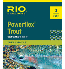 Rio Rio Powerflex Leader 3 - Pack