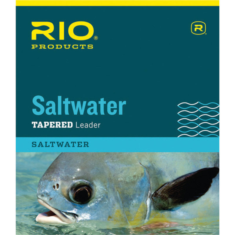 Rio Rio Saltwater Tapered Leader