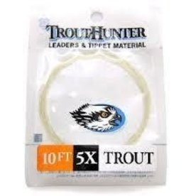 Trout Hunter Nylon Leaders 10 ft