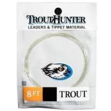 Trout Hunter Nylon Leaders 8 ft