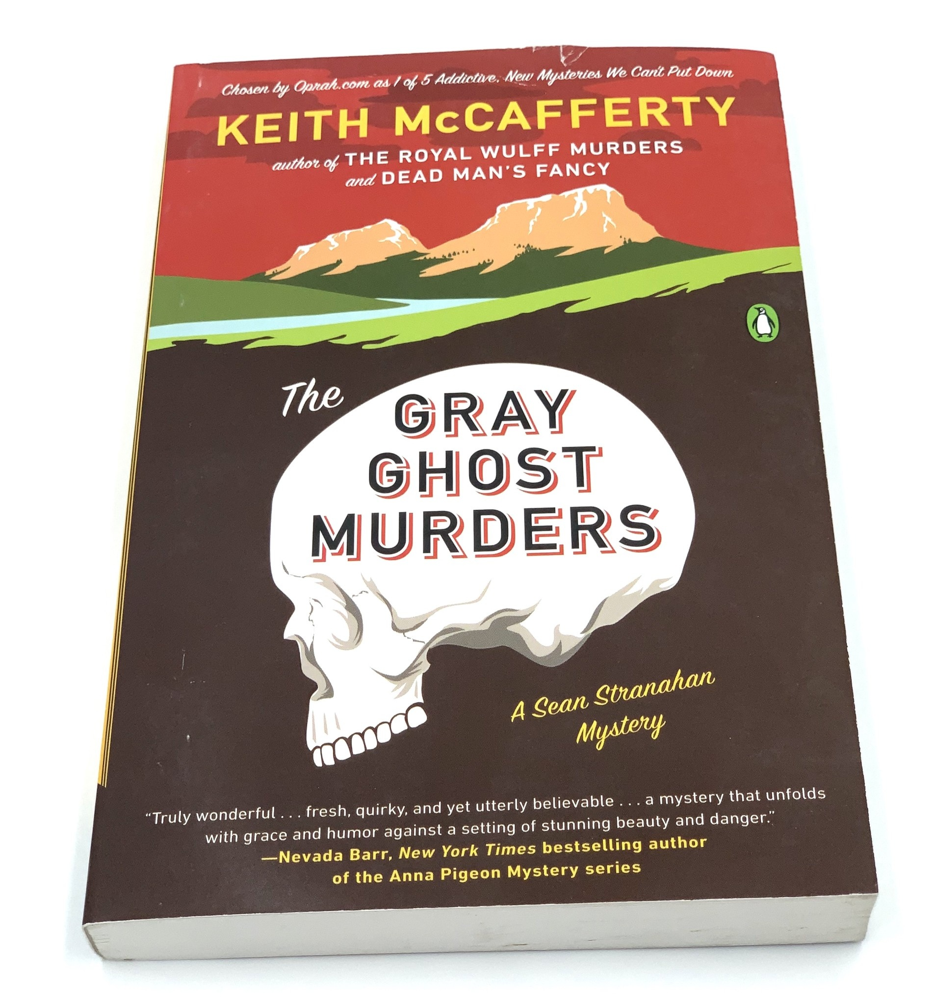 Keith Mccafferty Gray Ghost Murders (Keith Mccafferty)